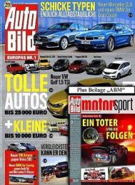 Auto Bild plus Motorsport  im Abo