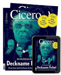Cicero E-Kombi  im Abo