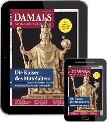 DAMALS E-Paper  im Abo