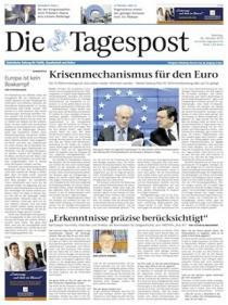 Die Tagespost  im Abo