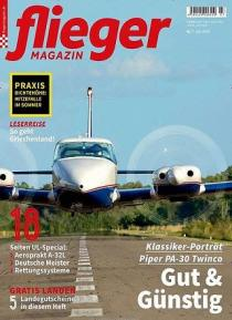 fliegermagazin  im Abo