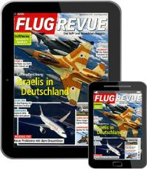 FLUG REVUE E-Paper  im Abo