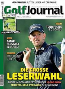 Golf Journal  im Abo