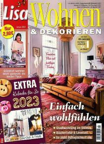 Lisa Wohnen & Dekorieren  im Abo