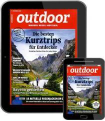 outdoor E-Paper  im Abo