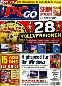 PCgo Classic DVD  im Abo