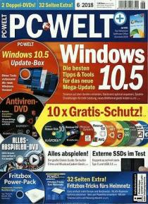PC Welt DVD plus  im Abo