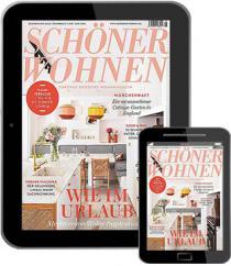 SCHÖNER WOHNEN Digital E-Paper  im Abo