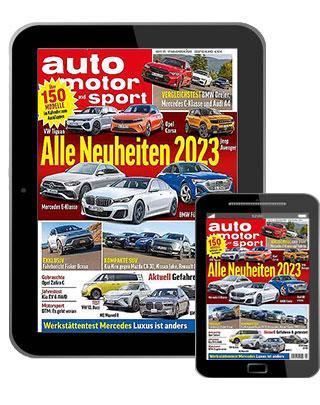 auto motor und sport E-Paper   im Abo