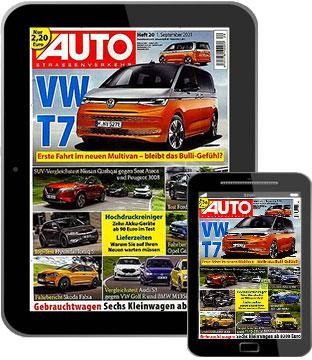 AUTOStraßenverkehr E-Paper   im Abo