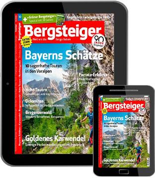 Bergsteiger E-Paper   im Abo