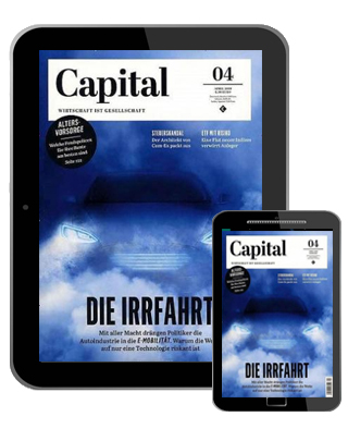 Capital Digital E-Paper   im Abo