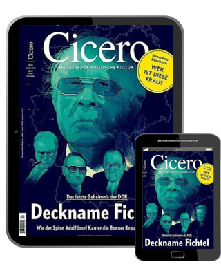 Cicero E-Paper   im Abo
