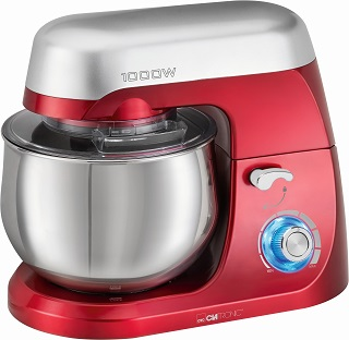 Küchenmaschine KM 3709, rot   als Prämie für Ihr Zeitschriften-Abo