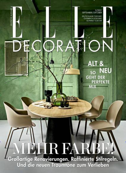 ELLE DECORATION   im Abo