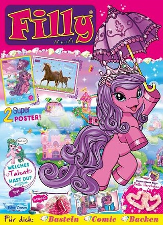 Filly Magazin   im Abo