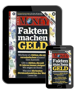FOCUS MONEY E-Paper   im Abo