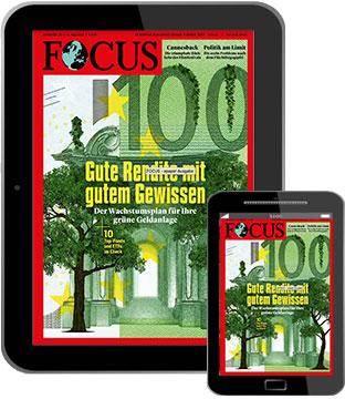 FOCUS E-Paper   im Abo