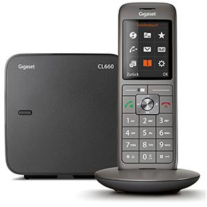 Telefon CL660   als Prämie für Ihr Zeitschriften-Abo
