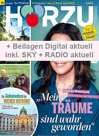 HÖRZU mit digital Extra mit RADIO AKTUELL   im Abo