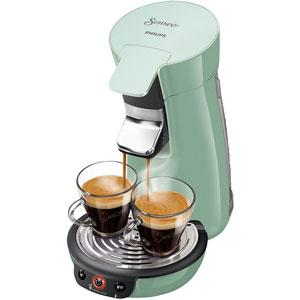 """Kaffeeautomat HD 6563 """"Senseo Viva Cafe"""", mint   als Prämie für Ihr Zeitschriften-Abo"""