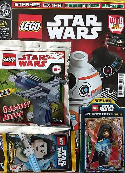 LEGO STAR WARS   im Abo
