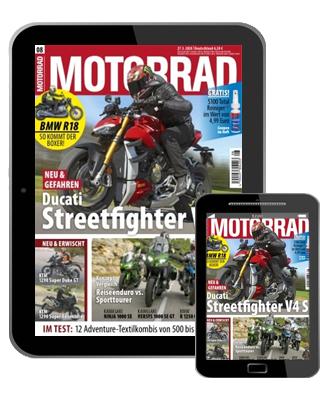 MOTORRAD Digital-E-Paper   im Abo