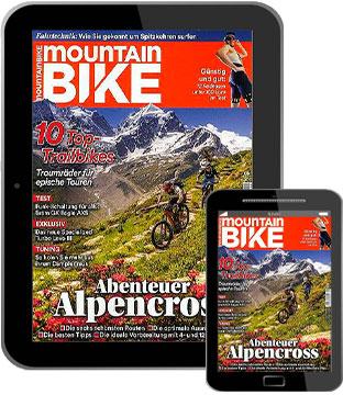 MountainBike E-Paper   im Abo