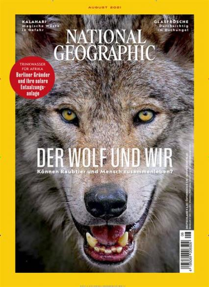 NATIONAL GEOGRAPHIC   im Abo