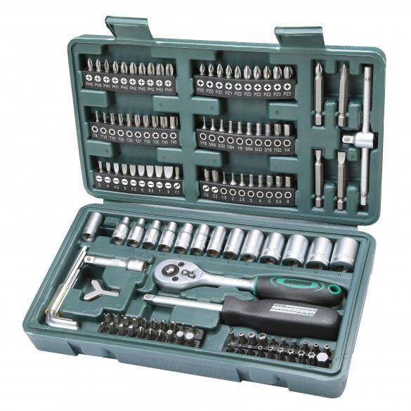 Werkzeugkoffer, 130-teilig   als Prämie für Ihr Zeitschriften-Abo