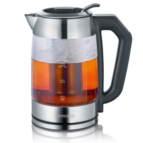Digital Glas-Tee-Wasserkocher WK 3477   als Prämie für Ihr Zeitschriften-Abo