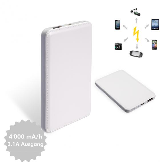 USB Powerbank   als Prämie für Ihr Zeitschriften-Abo