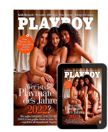 Playboy Kombi   im Abo