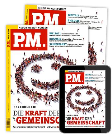 P.M. Magazin E-Kombi   im Abo
