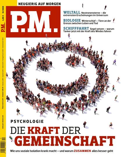 P.M.Magazin   im Abo