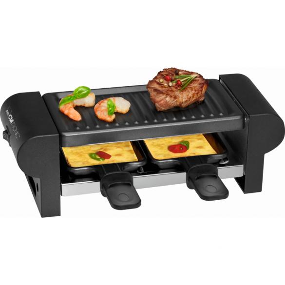Raclette-Grill für zwei Personen RG 3592   als Prämie für Ihr Zeitschriften-Abo
