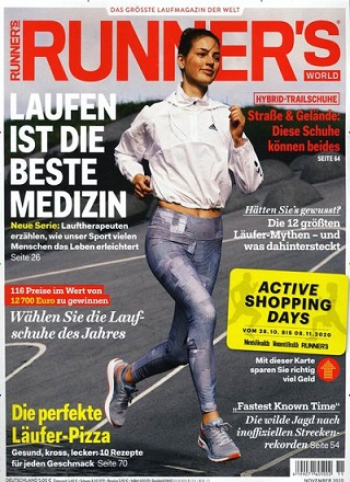RUNNER'S WORLD   im Abo
