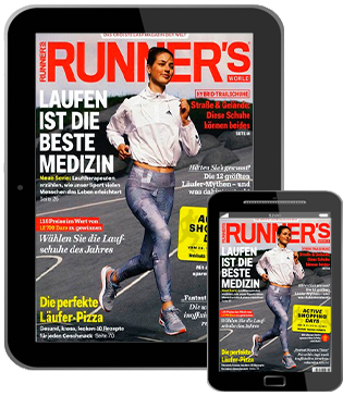 RUNNER`S WORLD E-Paper   im Abo