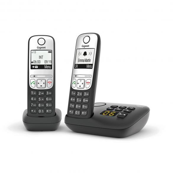 Schnurlos Telefon Duo A415A mit AB   als Prämie für Ihr Zeitschriften-Abo