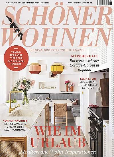 Schoner Wohnen Abo Mit Top Pramien Zeitschriften Abos
