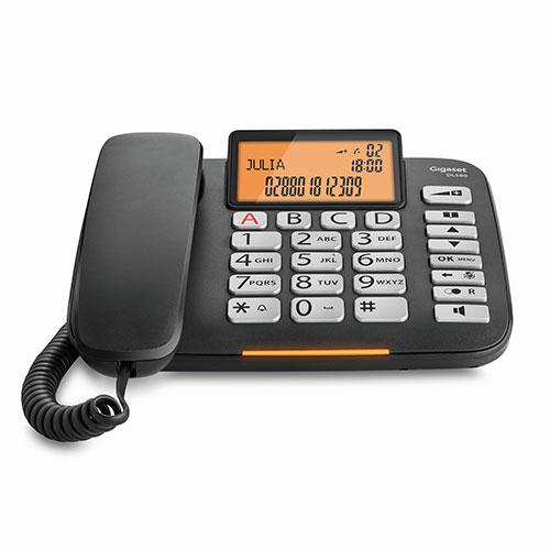 Seniorentelefon DL580   als Prämie für Ihr Zeitschriften-Abo