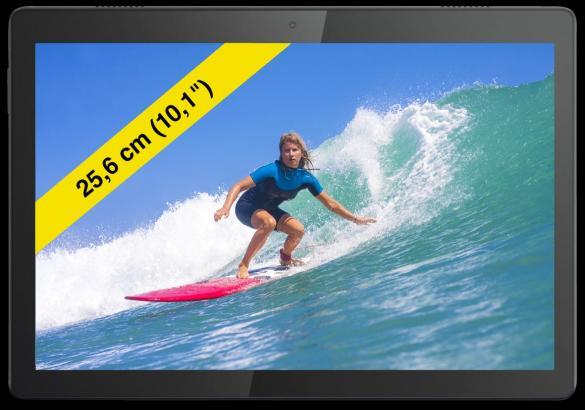 Tablet M10 TB-X505F, 10 Zoll   als Prämie für Ihr Zeitschriften-Abo