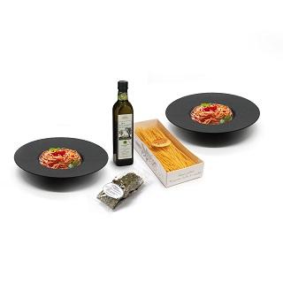 V&B Pasta-Set, 5-tlg.   als Prämie für Ihr Zeitschriften-Abo