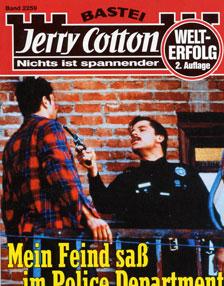 Jerry Cotton-Prämienabo Titelbild