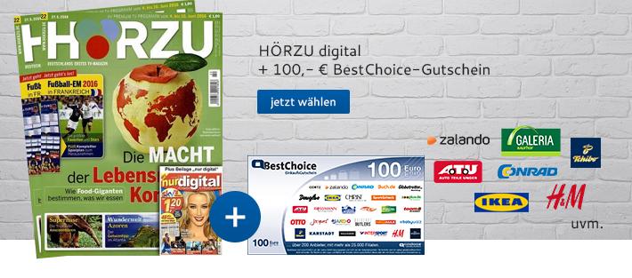 HÖRZU digital + BestChoice
