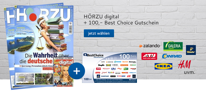 HÖRZU digital + BestChoice