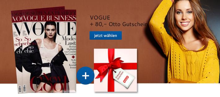 Vogue + OTTO
