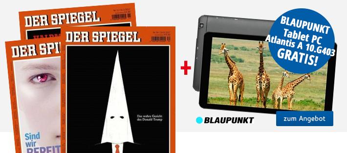 02_Spiegel + Tablet