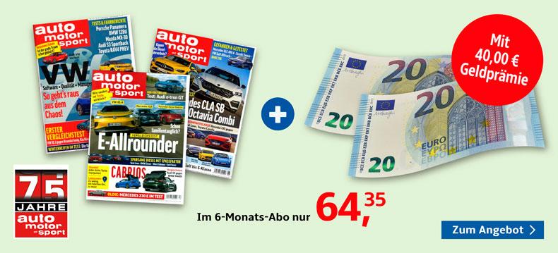 002_auto motor sport + Geld