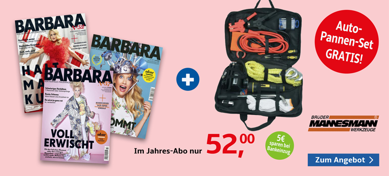 03_Barbara + Mannesmann Pannenset